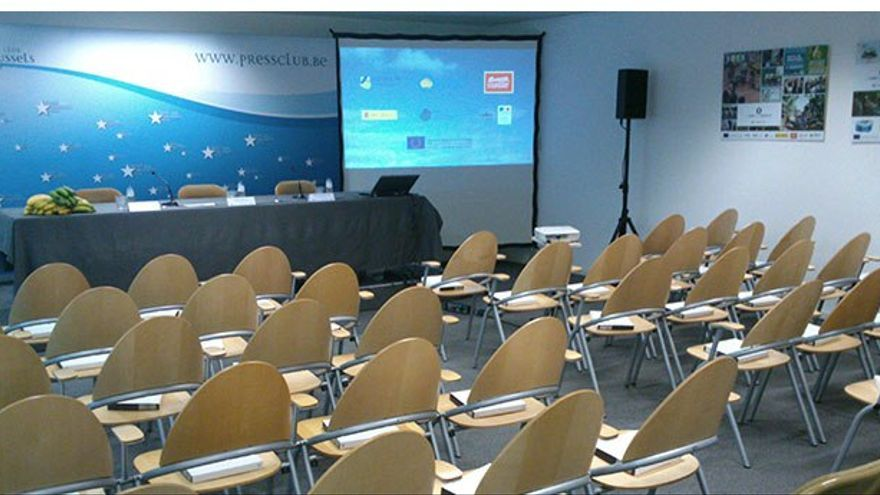 Press Club Brussels. (Pressclub.be)