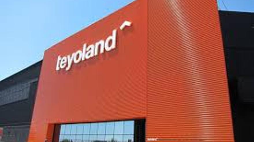 Teyoland.