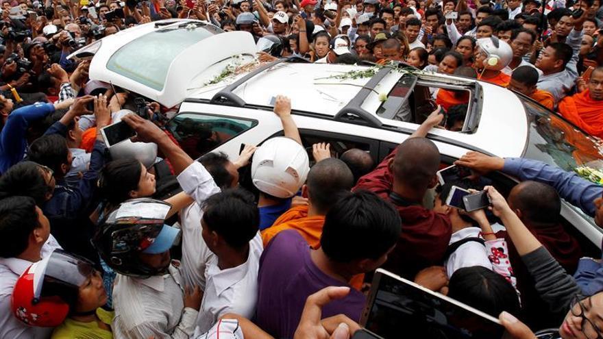 Analista político crítico con el Gobierno asesinado en Camboya