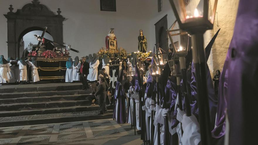 Cofradía La Pasión, en la actualidad.  Foto: José F. Arozena