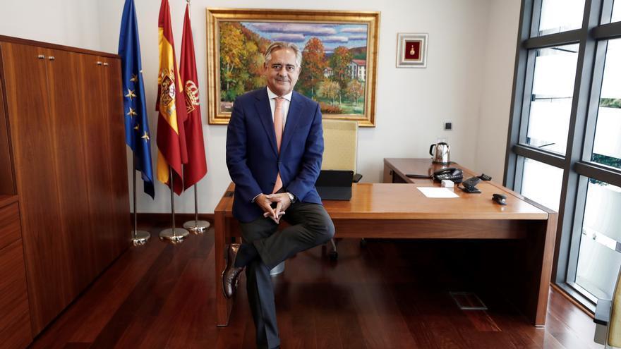 """El presidente de la CEN cree que se hacen cosas que """"no dan tranquilidad"""""""