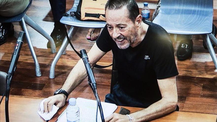 Hospitalizado el exalcalde marbellí Julián Muñoz por sospecha de infarto