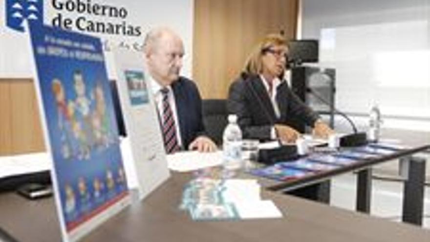 Presentación de la campaña. (EUROPA PRESS)