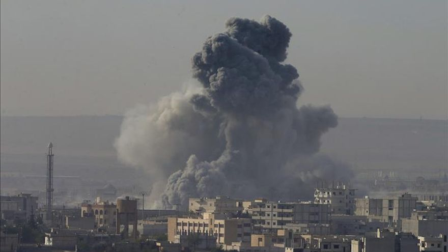 EE.UU. lanza 23 ataques aéreos más en Siria e Irak  contra el Estado Islámico