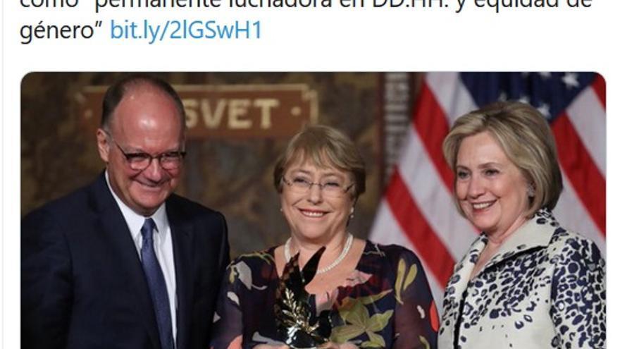 Premio Hillary