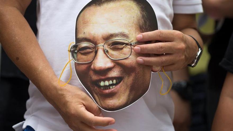 La UE pide a China que deje que Xiaobo salga del país para tratarse de cáncer