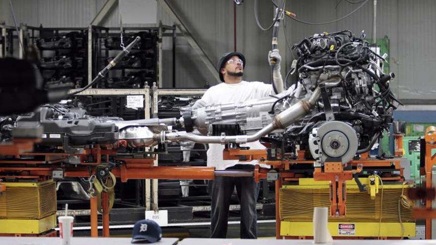 El beneficio neto ajustado del Grupo Chrysler aumentó un 9 por ciento en 2013