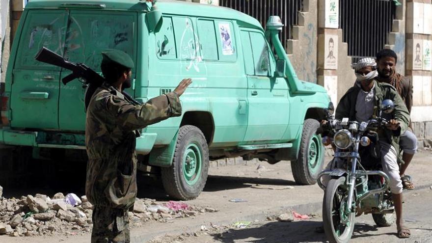 Los rebeldes hutíes pierden sus últimos dos bastiones en el sur del Yemen