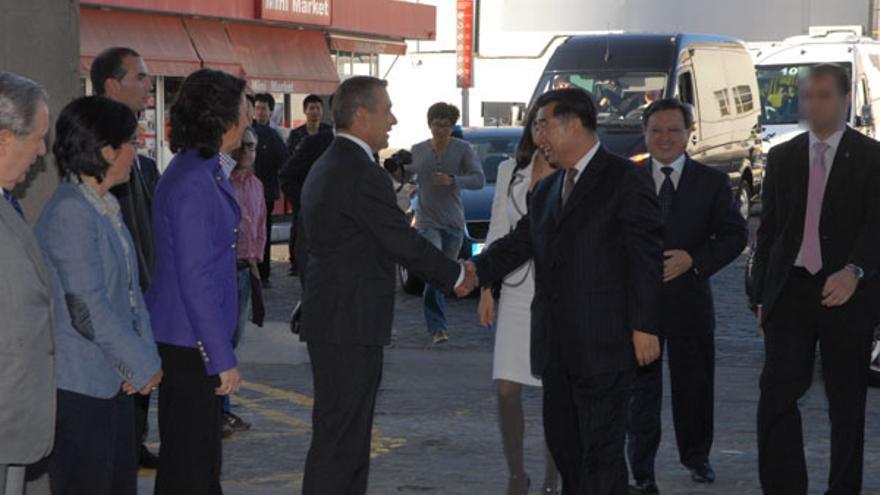 De la visita de Hui Liangyu #3