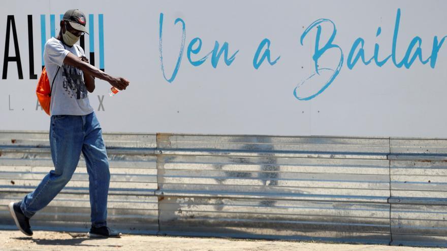 Cuba reporta en mayo las mayores cifras de contagios y decesos de la pandemia