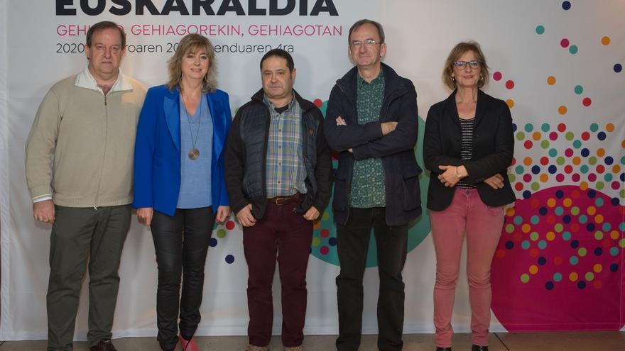 Más de 20.000 navarros y 75 municipios participaron en la primera edición de Euskaraldia