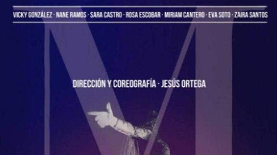 """""""Mehstura. Mujeres del Flamenco"""", interpretado por siete jóvenes artistas bajo la dirección del coreógrafo y productor Jesús Ortega / Junta"""