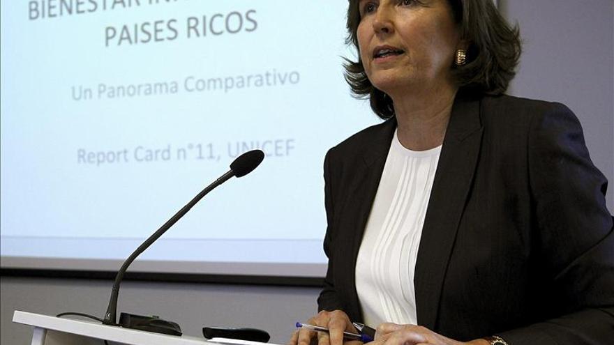 Más de dos millones de niños viven bajo el umbral de la pobreza en España