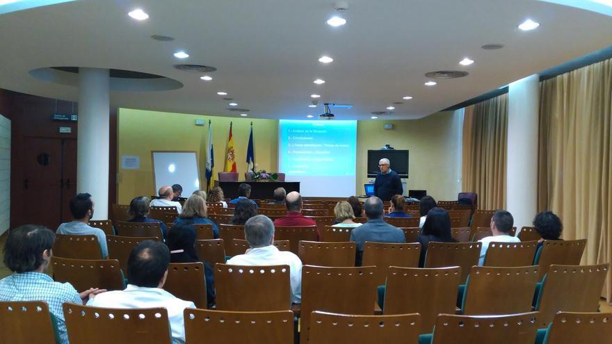 Presentación en La Palma del borrador del Plan de Urgencias de Canarias