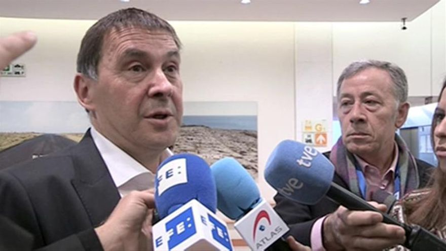 Asociación de G. Civil denuncia a Otegi por enaltecer a ETA en televisión