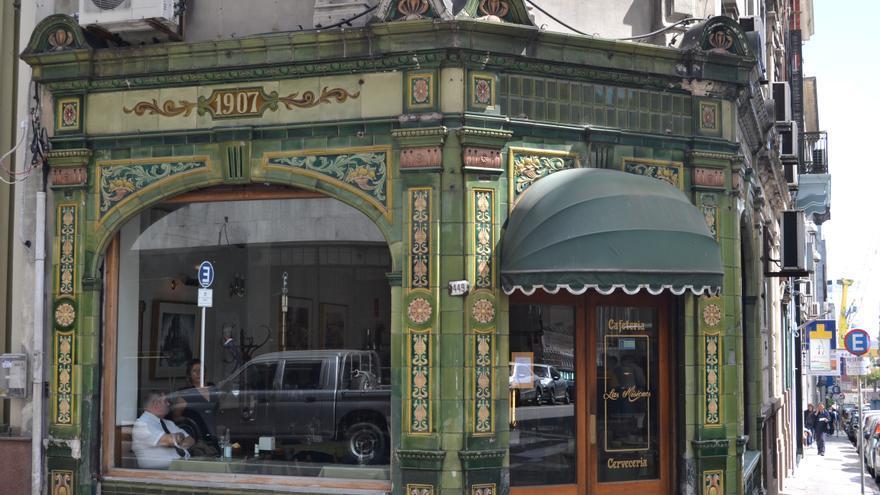 El Montevideo de Benedetti: Café las Misiones