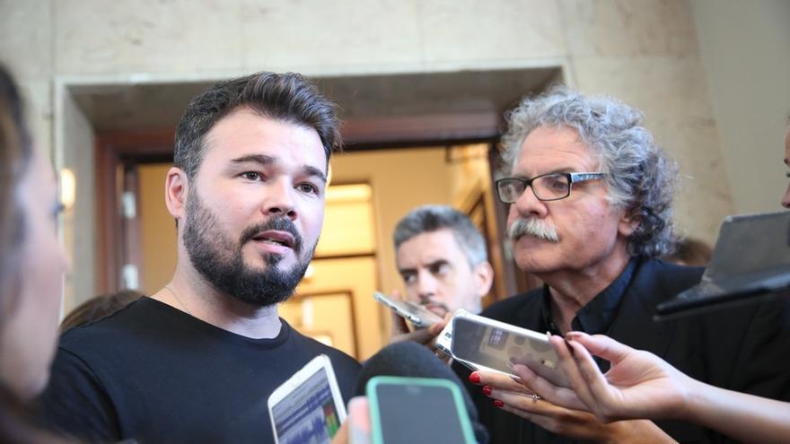 ERC condiciona su apoyo al decreto de la exhumación a la anulación de las condenas del franquismo