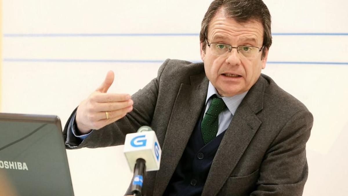 El ex director general de Minas Miguel Ángel Tahoces