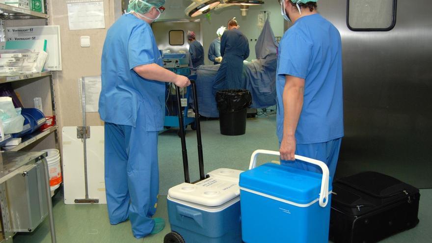 Renacer sensibilizará sobre la donación de órganos, que aumenta en el País Vasco