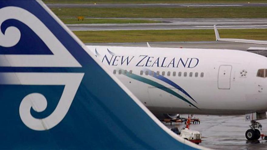 El Gobierno neozelandés anuncia la venta parcial de Air New Zealand