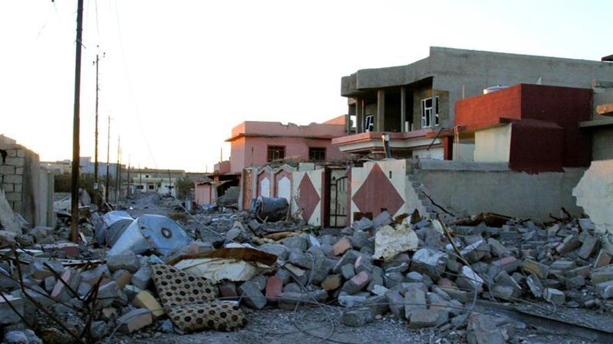 El Kurdistán iraquí permite el cruce de 300 civiles que estaban cercados por el EI