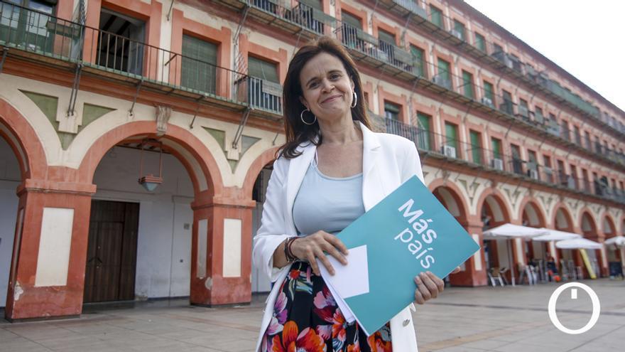 Entrevista a Esperanza Gómez, líder de Más País Andalucía
