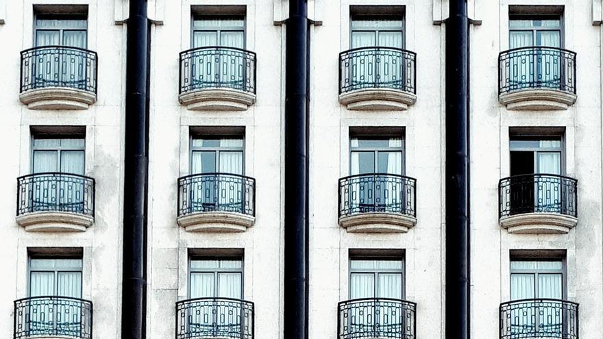 Una de las imágenes de 'Microgeografías de Madrid', de Belén Bermejo.