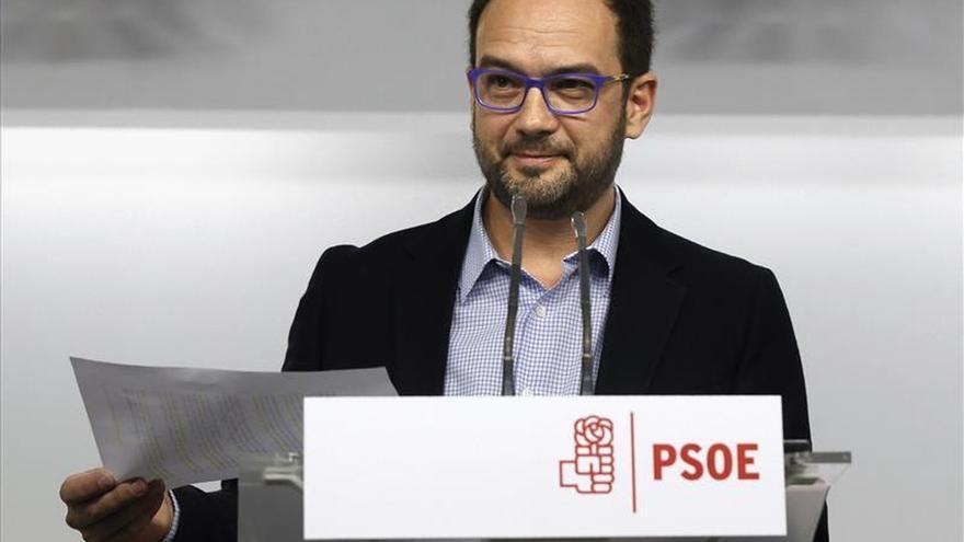 El PSOE empieza a negociar desde mañana la presidencia y la Mesa del Congreso