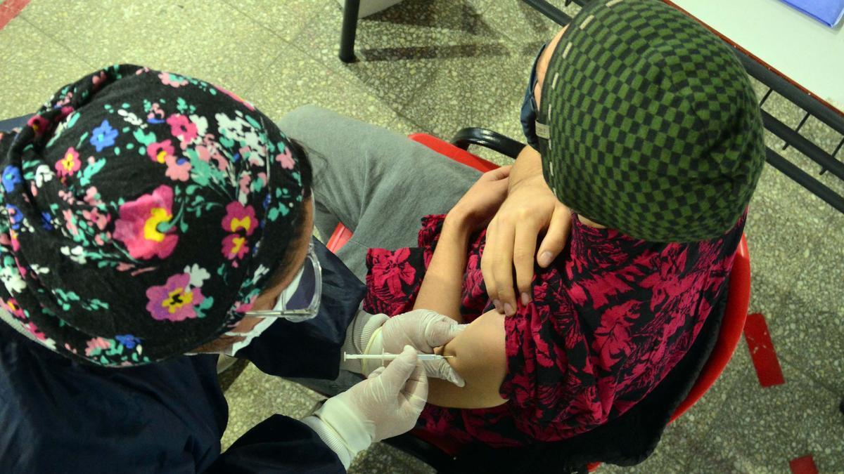 Hasta el 16 de septiembre de 2021 se aplicaron 4.228.941 vacunas en Córdoba.