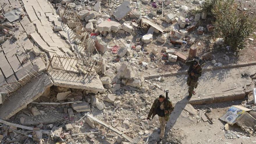 La ONU, preocupada por la vuelta de los combates y bombardeos a Alepo