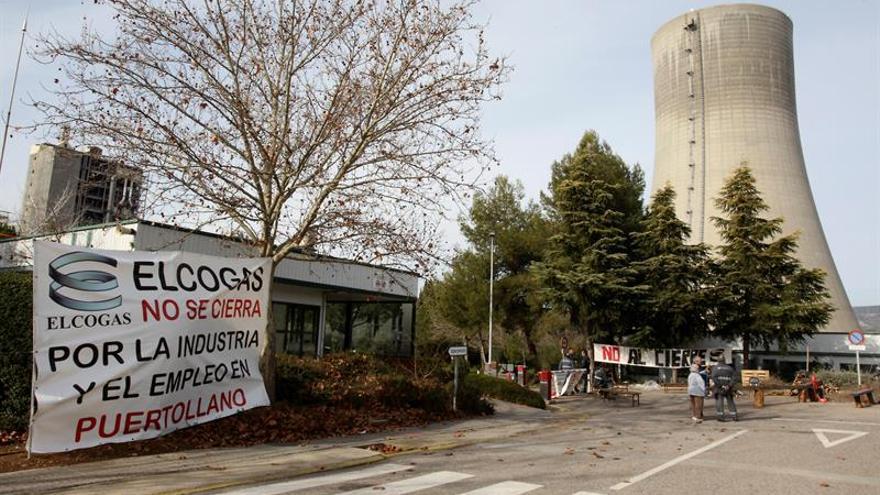 """UGT ve """"interesante"""" que Iberdrola recoloque al 16 % de plantilla de Elcogas"""