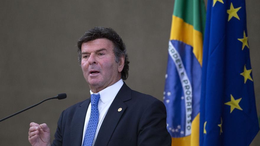 Bolsonaro y el jefe del Supremo se reúnen para rebajar las tensiones por las elecciones