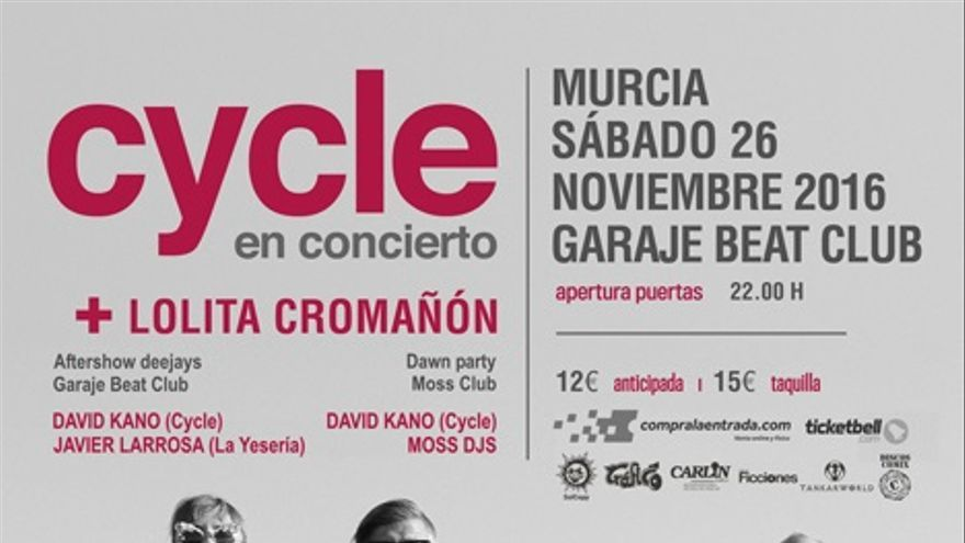 Cycle en Murcia