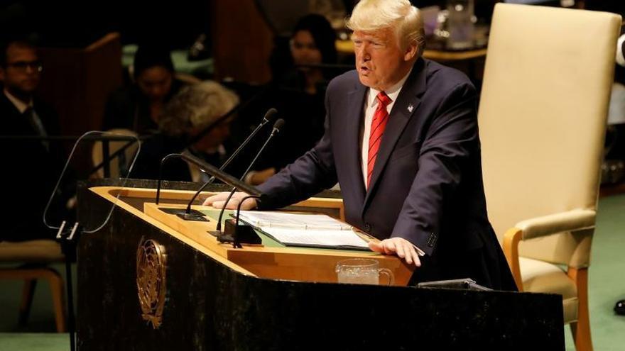 """Trump advierte ante la ONU que no firmará un """"mal acuerdo"""" con China"""