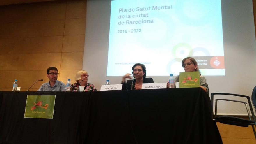 Barcelona presenta el Plan de Salut Mental / Ayuntamiento de Barcelona