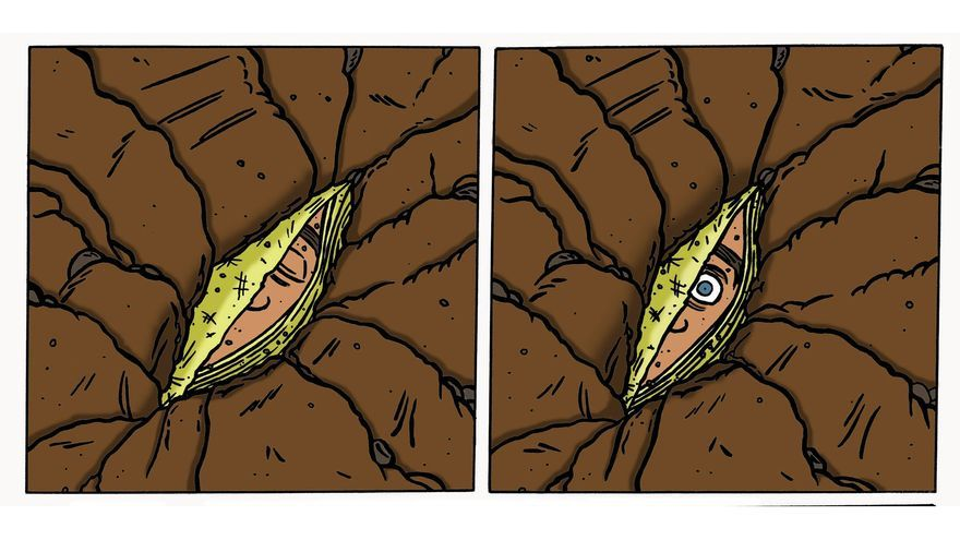 'El rock de los galgos', cómic de Fabio Perianes Santos.
