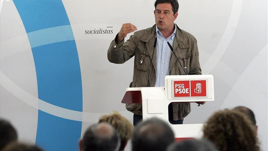 Besteiro: El PSdeG basa su política de alianzas en la coherencia y el sentido común