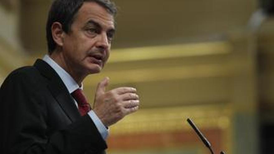 El presidente del Gobierno, José Luis Rodríguez Zapatero. (EP)