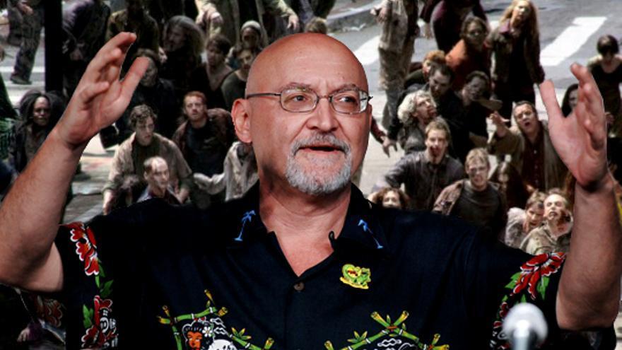 Terremoto 'Walking Dead': el padre de la criatura no se fue, le despidieron