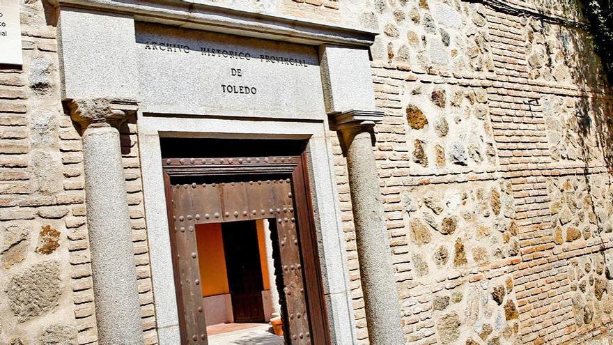 Sede del Archivo Histórico Provincial de Toledo