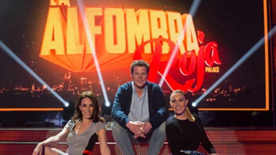 """TVE, sobre la 'Alfombra Roja': """"Si no funciona al cuarto programa, se retira y punto"""""""