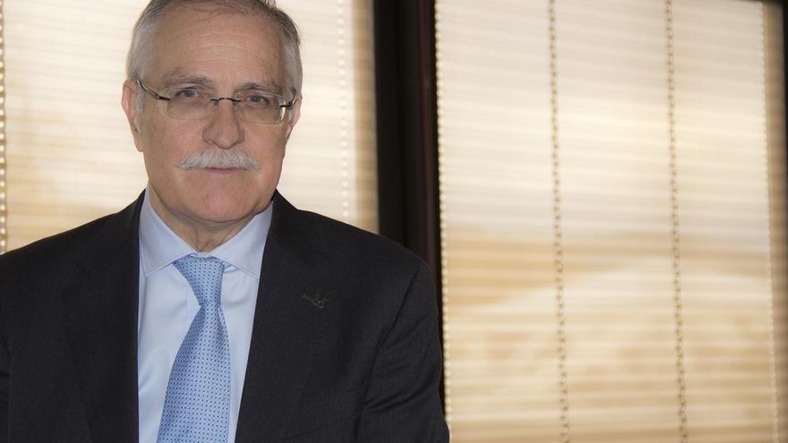El presidente de la Corporación Mondragon, Javier Sotil.