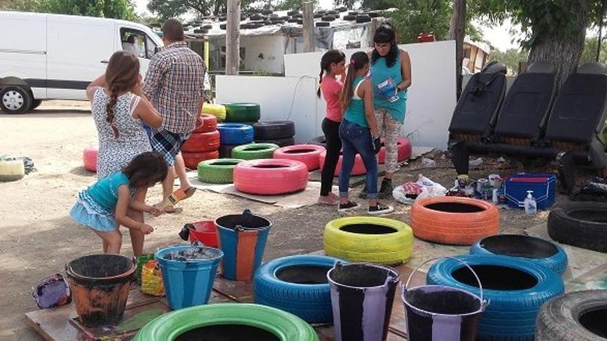 Programa de Socialización de la Infancia / Llere