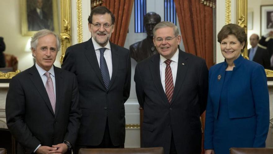 Rajoy se reunió con el Comité de Relaciones Exteriores del Senado de EE.UU.