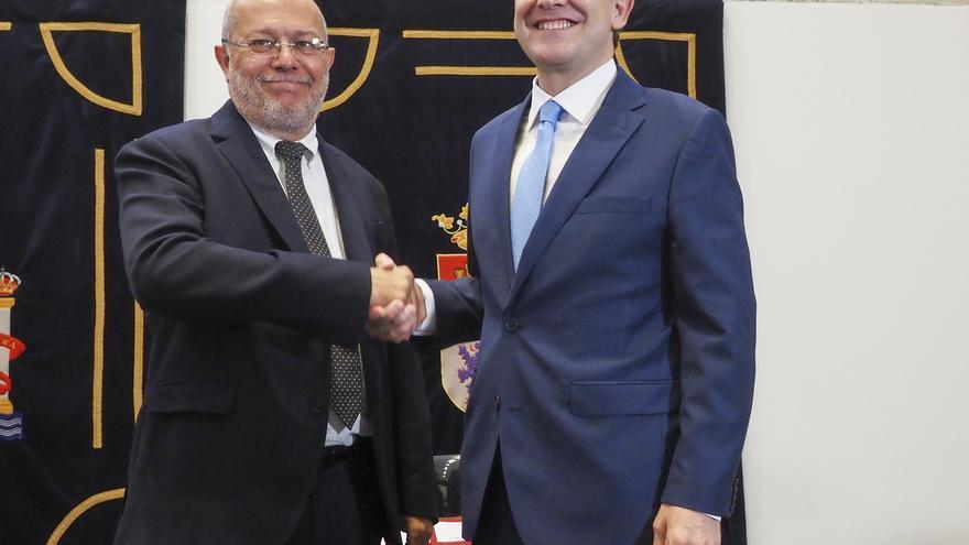 Partido Popular y Ciudadanos alcanzan un acuerdo para el Gobierno de Castilla y León, con Mañueco como presidente