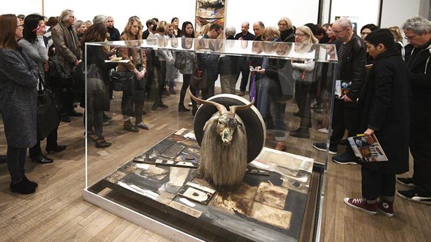 "La Tate acerca al ""gran público"" la figura artística de Robert Rauschenberg"