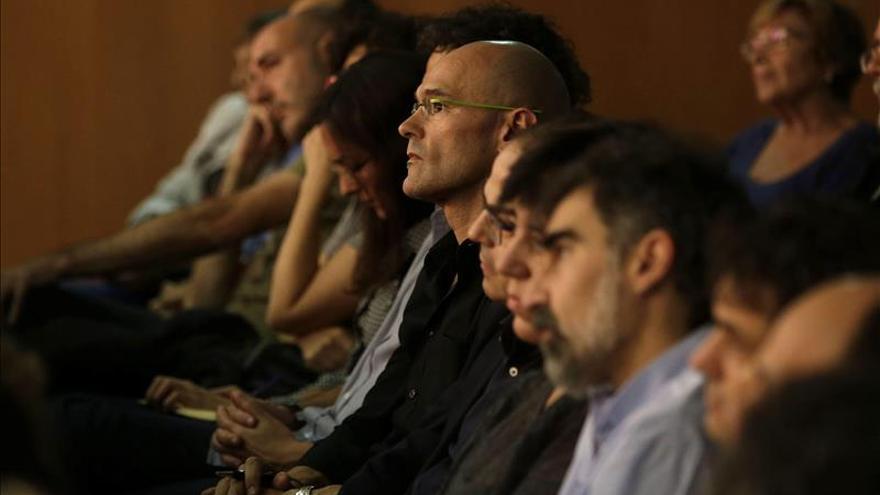 La CUP exige pasos irreversibles hacia la independencia antes de debatir sobre Mas