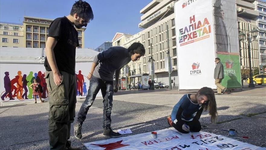 Las elecciones griegas reflejan también un conflicto entre generaciones