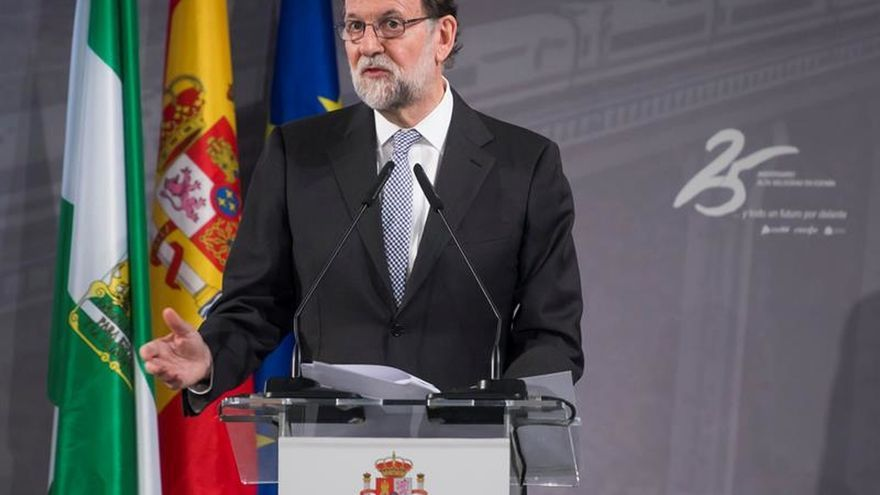 Rajoy no acudirá al control del Senado y el PSOE le acusa de esconderse