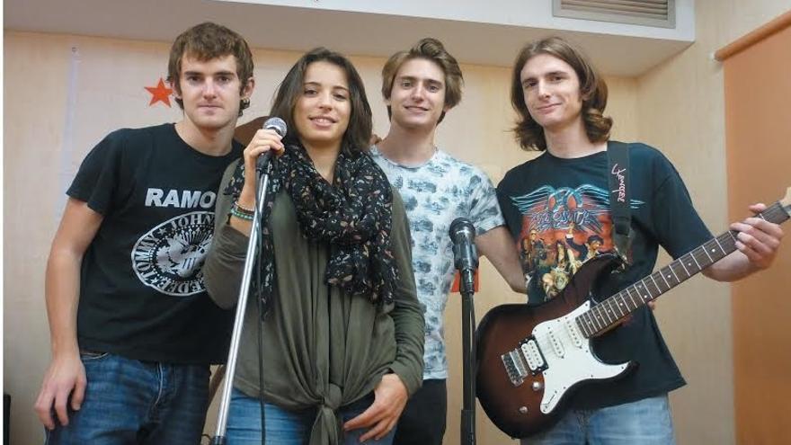 La Casa de la Juventud de Pamplona estrena un programa para ayudar a los grupos musicales noveles de la ciudad